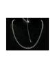 Domestic pure titanium necklace Kihei [Horie / H-CT-N004]