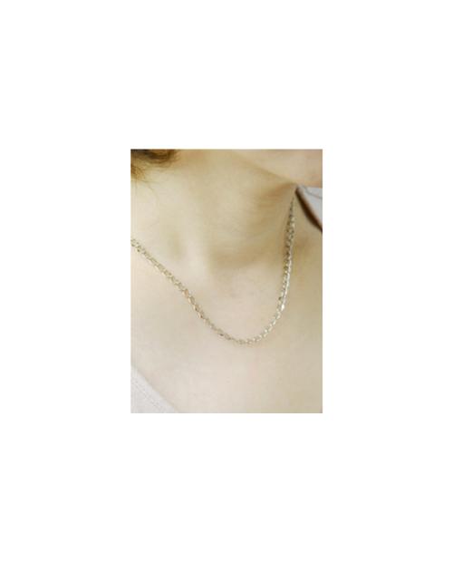 Domestic pure titanium necklace Arame 【Horie / H-CT-N005】