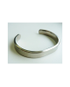 Domestic Pure Titanium Bracelet [Bangle Type] Titan Bless [Horie / H-TB-03]