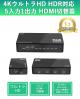 THDSW51-4K60 4KウルトラHD HDR対応 5入力1出力 HDMI切替器
