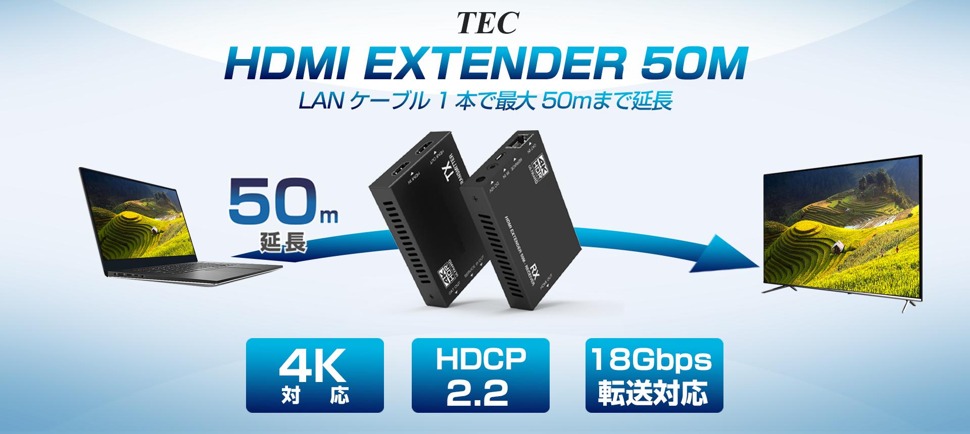 TEHDMIEX50-4K60